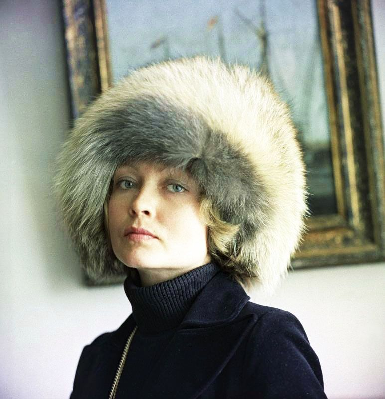 Жанна Болотова (mit Bildern)   Kino