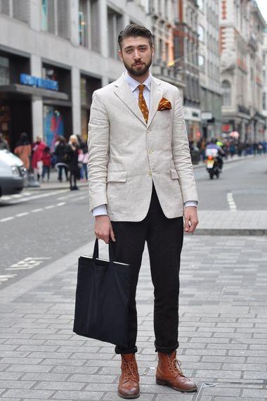 Off White Blazer | Men's Look
