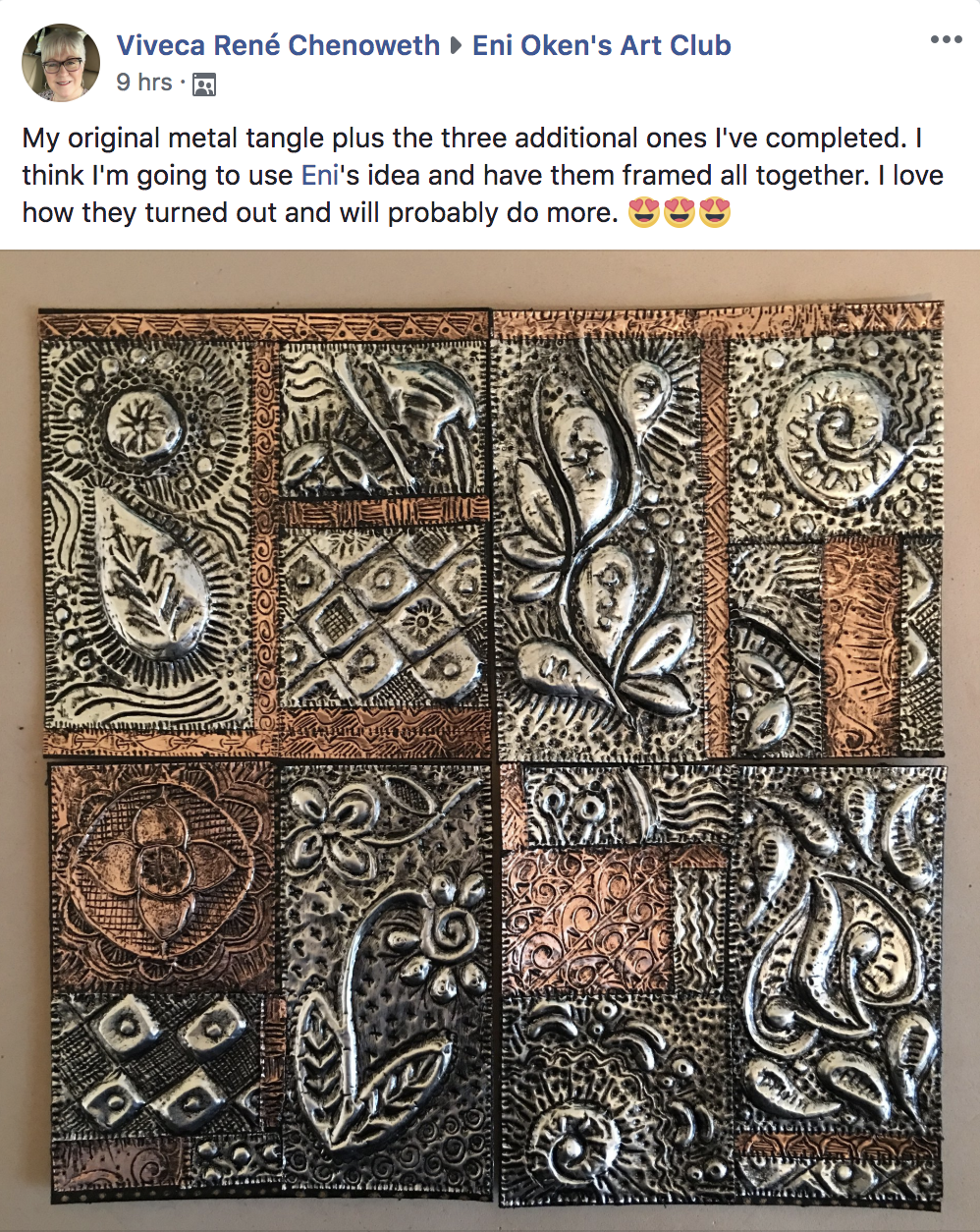 Screenshot 2018 11 08 17 22 58 Png Metal Tape Art Aluminum Foil Art Metal Art Techniques