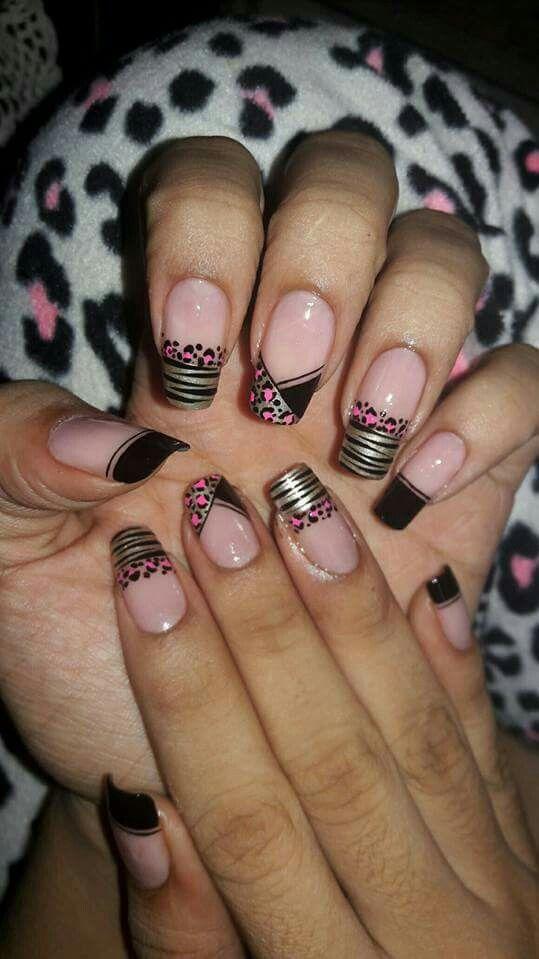 Pin de Abra Allen Thompson en Nails | Pinterest | Diseños de uñas ...