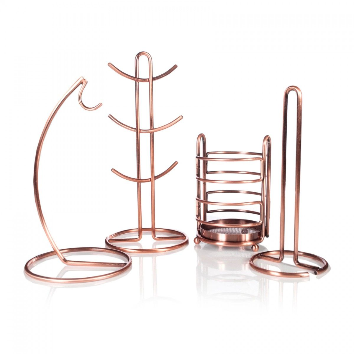 Copper Kitchen Utensil Holder Countertop Options For David Mason Design Fusion Worktop Storage