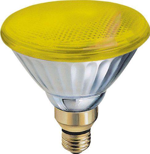 Buy It Now Ge Lighting 13473 85 Watt Outdoor Par38 Incandescent Light Bulb Yellow Bulb How To Make Light Incandescent Light Bulb