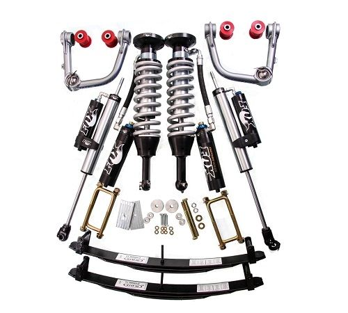 Fox 2 3 Ultimate Suspension Lift Kit For 2005 2020 Toyota Tacoma Toyota Tacoma Accessories Toyota Tacoma 2015 Toyota Tacoma