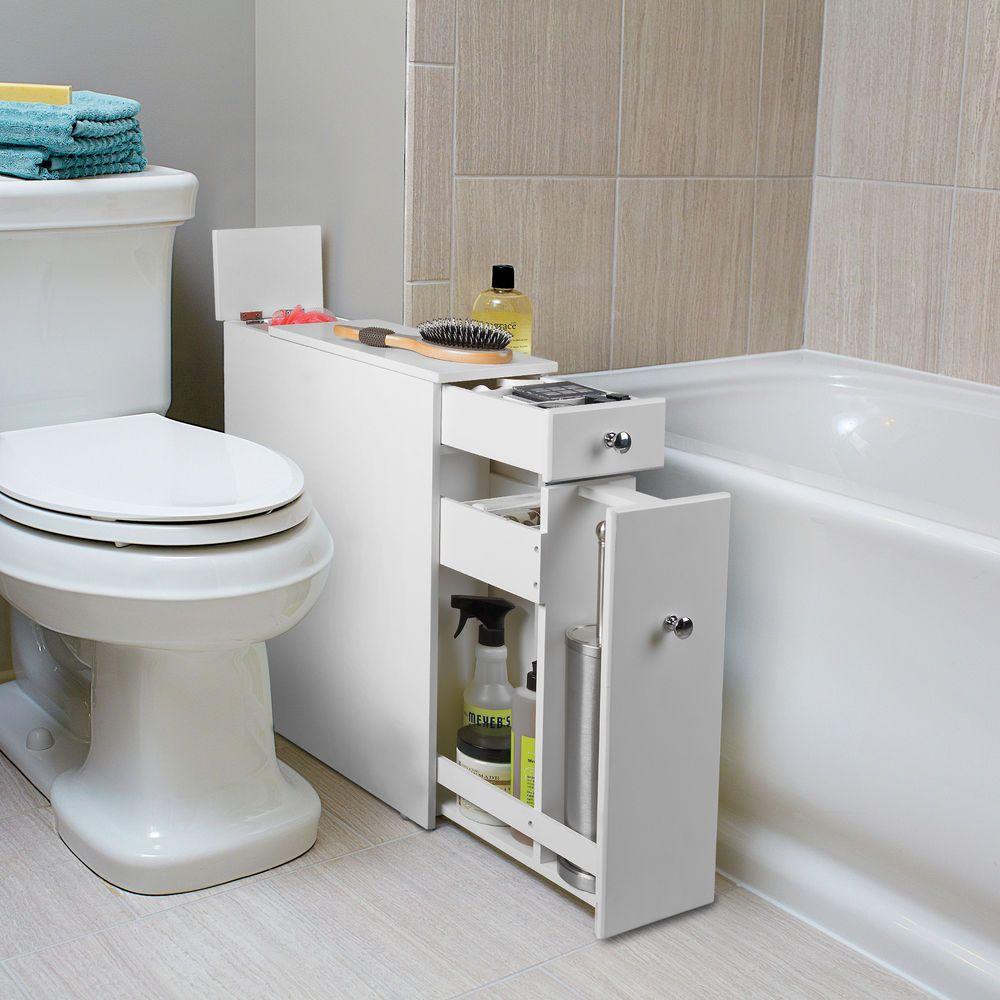 Slim Bathroom Cabinets, Narrow Bathroom Cabinets, Thin Bathroom Cabinets