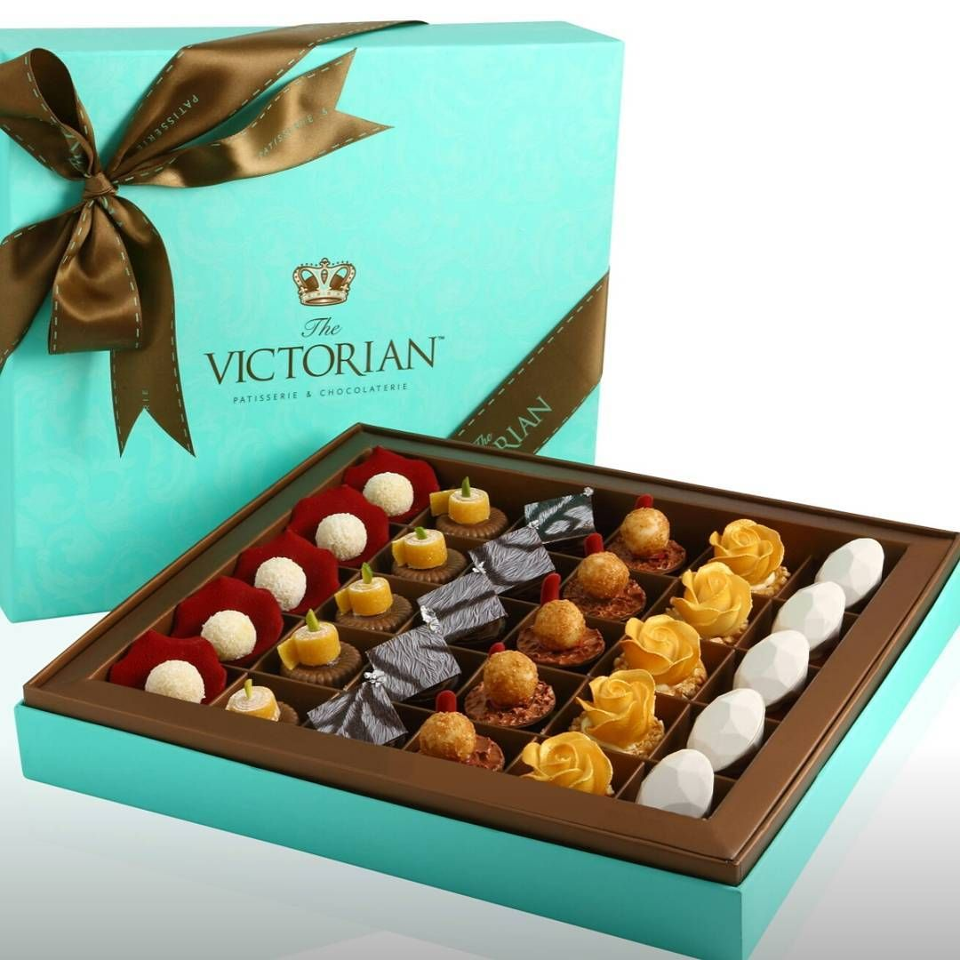 More variety of coffesweets from The Victorian