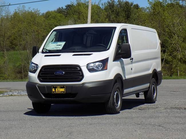 2017 Ford Transit 250 Xl Van Cargo Van Engine 3 7l V 6 Cyl