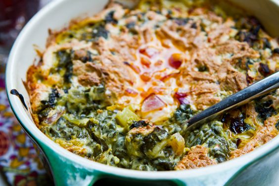 Baked Vegan Spinach Dip