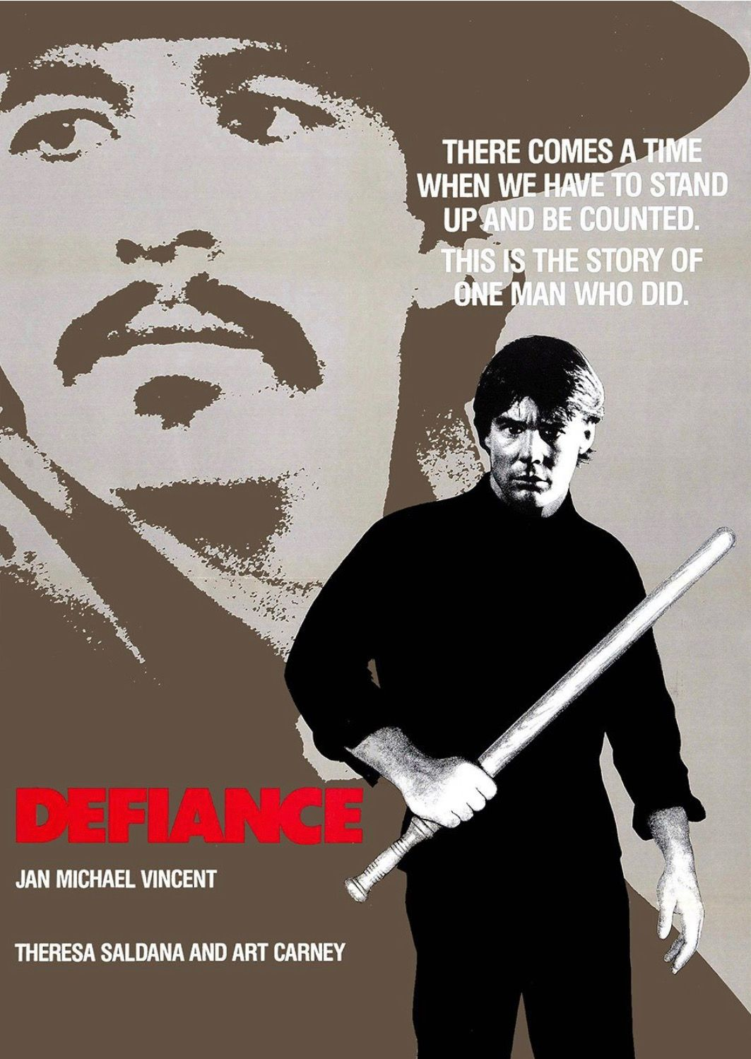 Defiance (1980) Defiance, Art carney, Movie posters