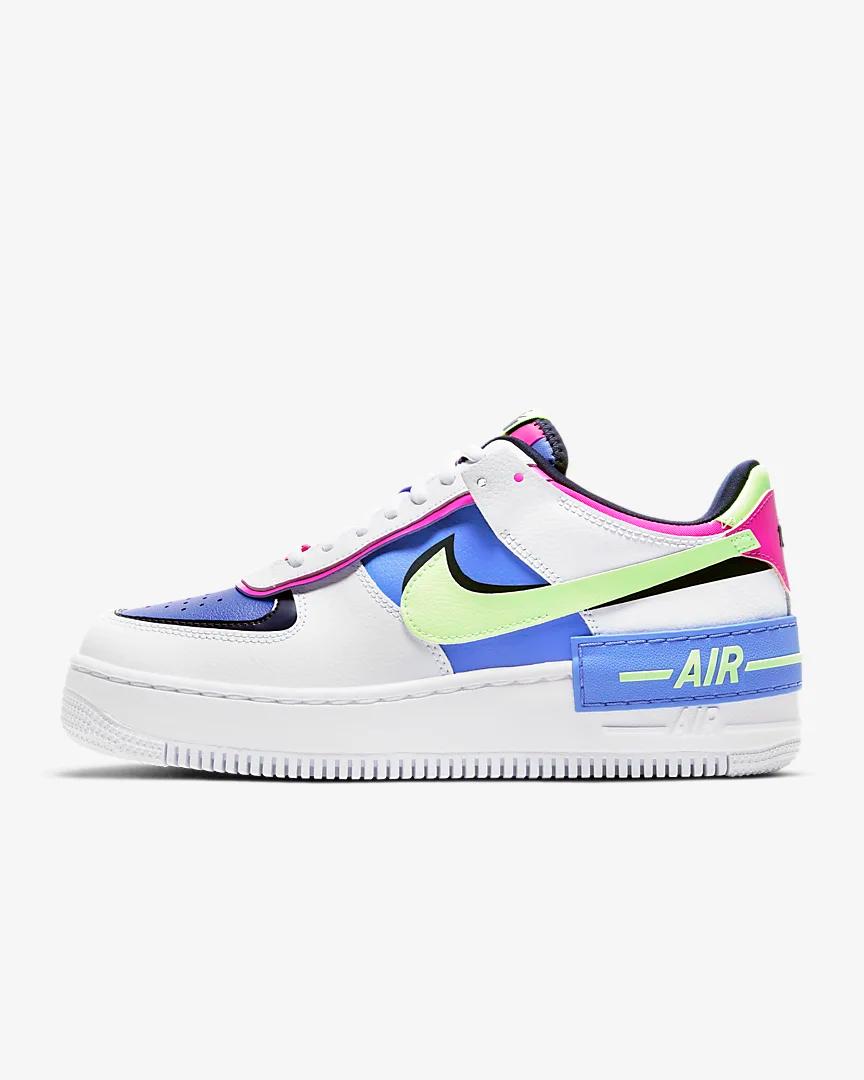 Nike Air Force 1 Shadow Women's Shoe. Nike.com | Nike air shoes ...