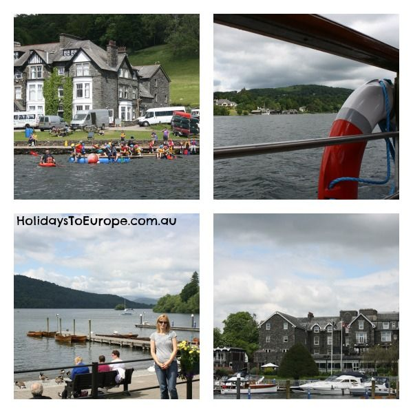 Highlights of the English Lake District.