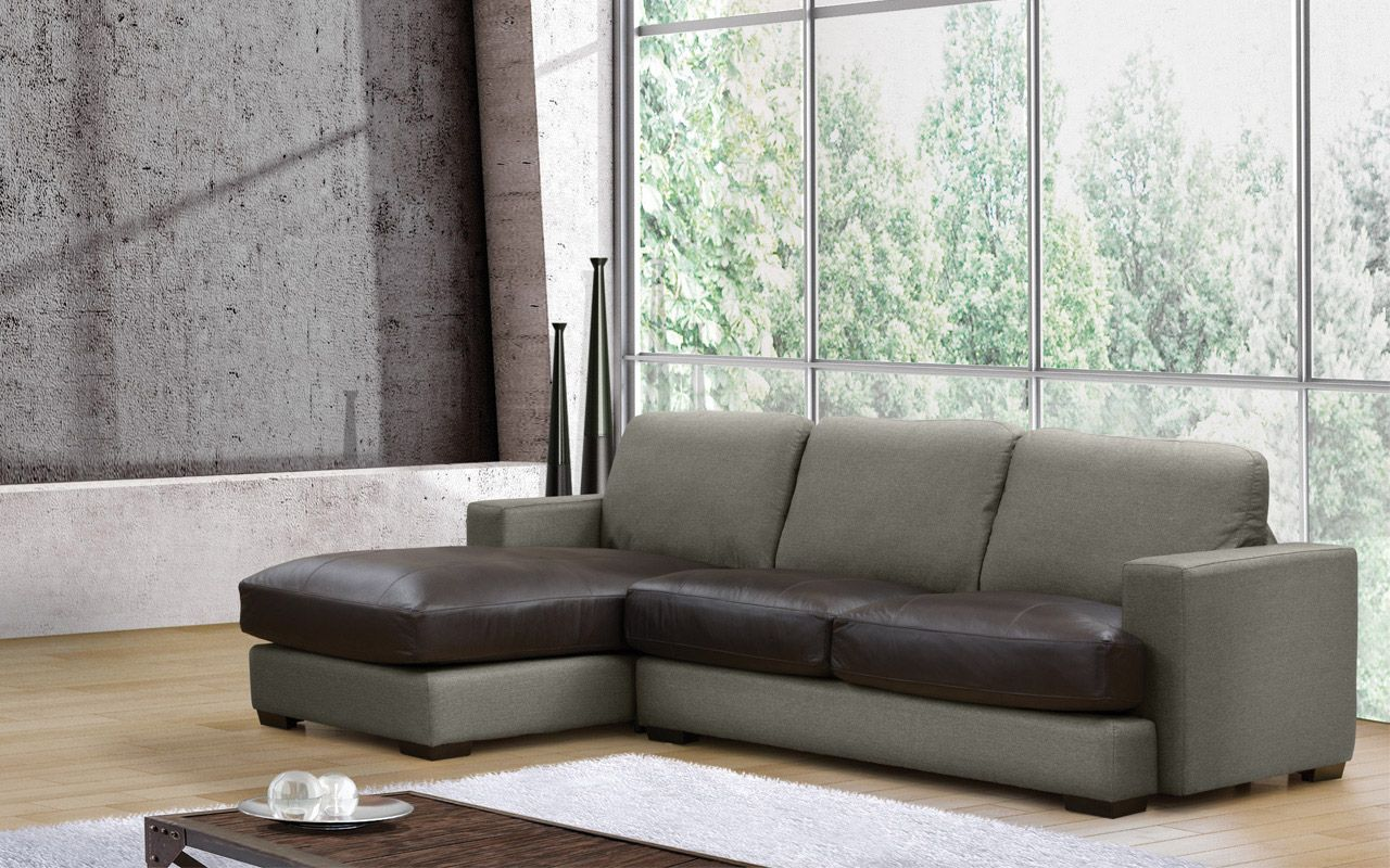 Sectional Pure Contemporary Style Jaymar Collection Available In Different Colors Mobilier De Salon Mobilier