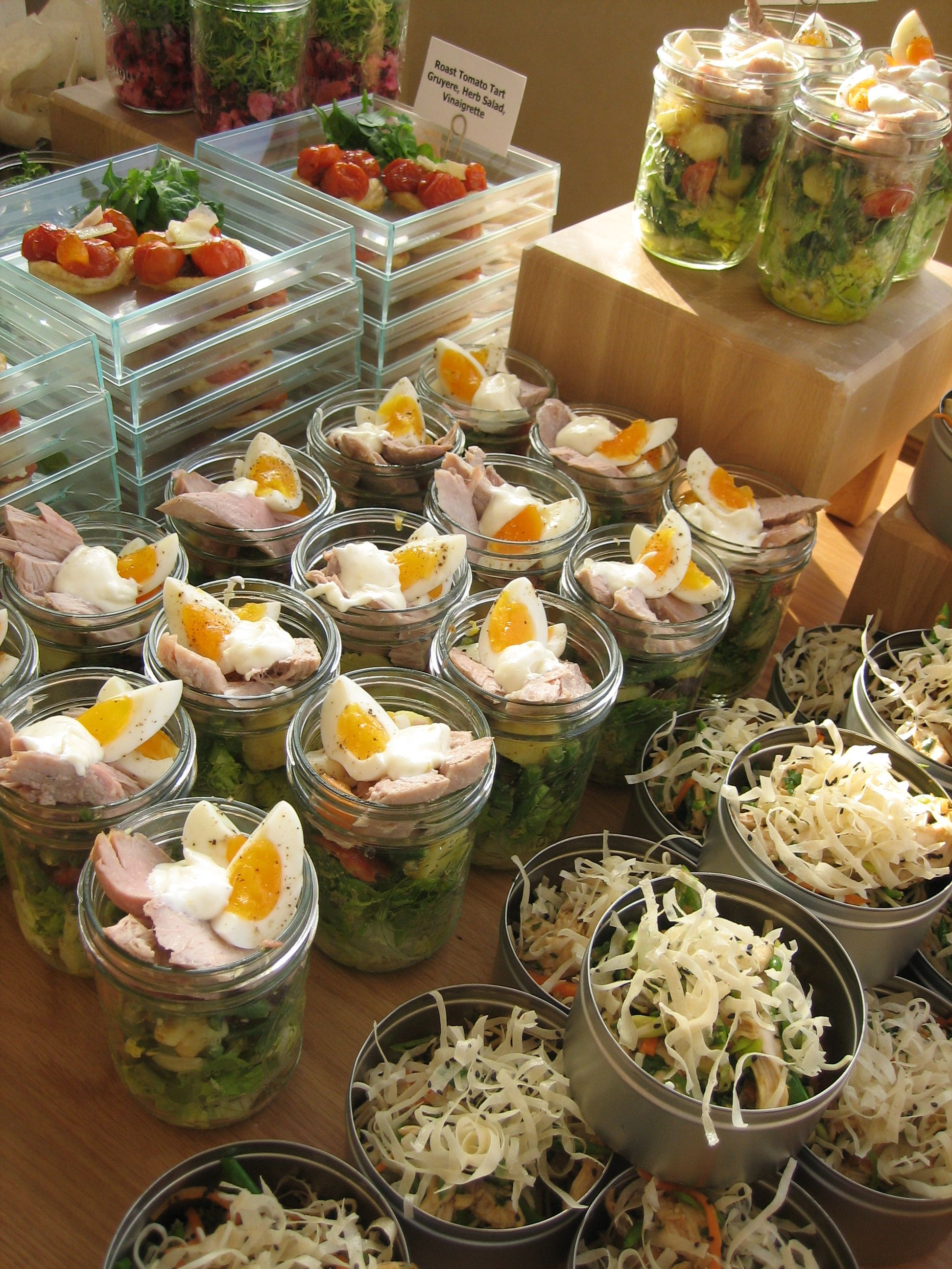 Take Away Salads Fast Healthy Meals Cafe Food Healthy Recipes