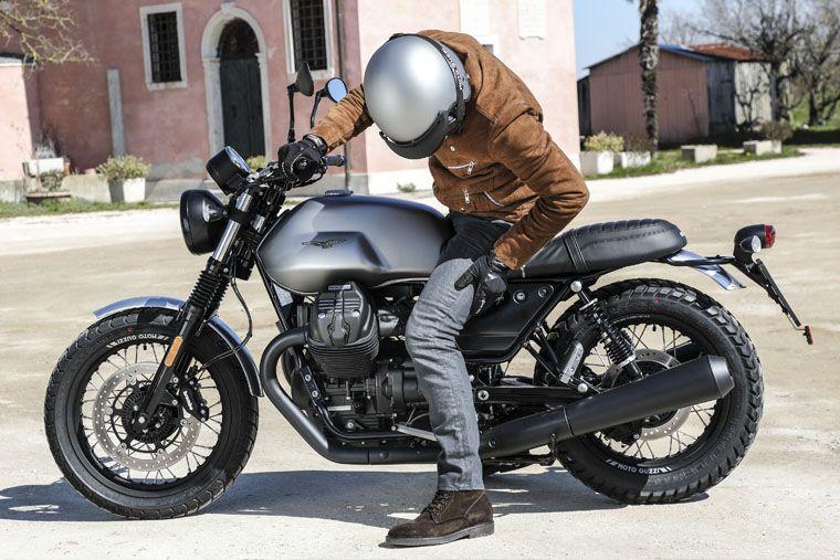 2018 Moto Guzzi V7 Iii Rough In Edwardsville Illinois Moto Guzzi Moto Guzzi Cafe Racer Tracker Motorcycle