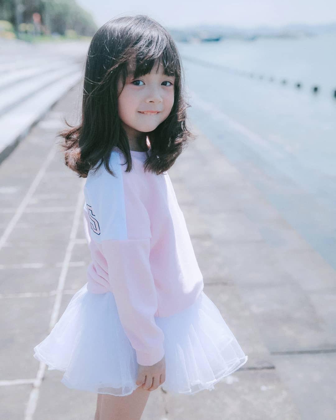 Pin Oleh Nanee 95 Di Ha Lin Fotografi Anak Anak Fotografi