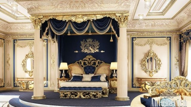 Royal Master Bedroom