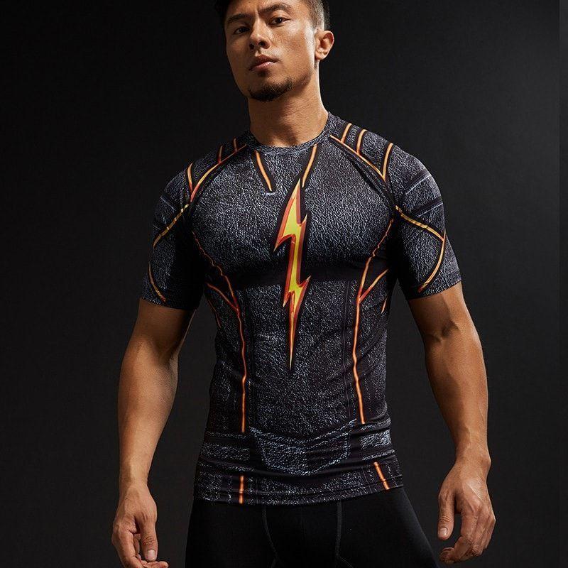 Flash Crossfit Compression Shirt