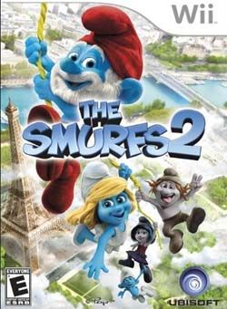 The Smurfs 2 Video Game For Nintendo Wii Playstation 3 Xbox 360