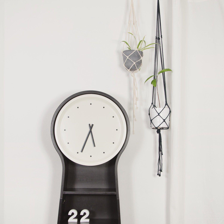 Schlichtes Design ist uns wichtig! Unsere Blumenampeln passen ...