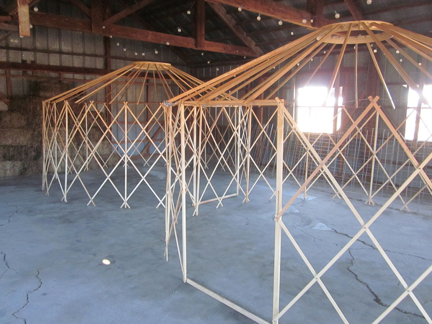 Maybe i can make this 16 camping yurt frame kit diy by clean air maybe i can make this 16 camping yurt frame kit diy by clean air yurts 250000 via etsy solutioingenieria Image collections