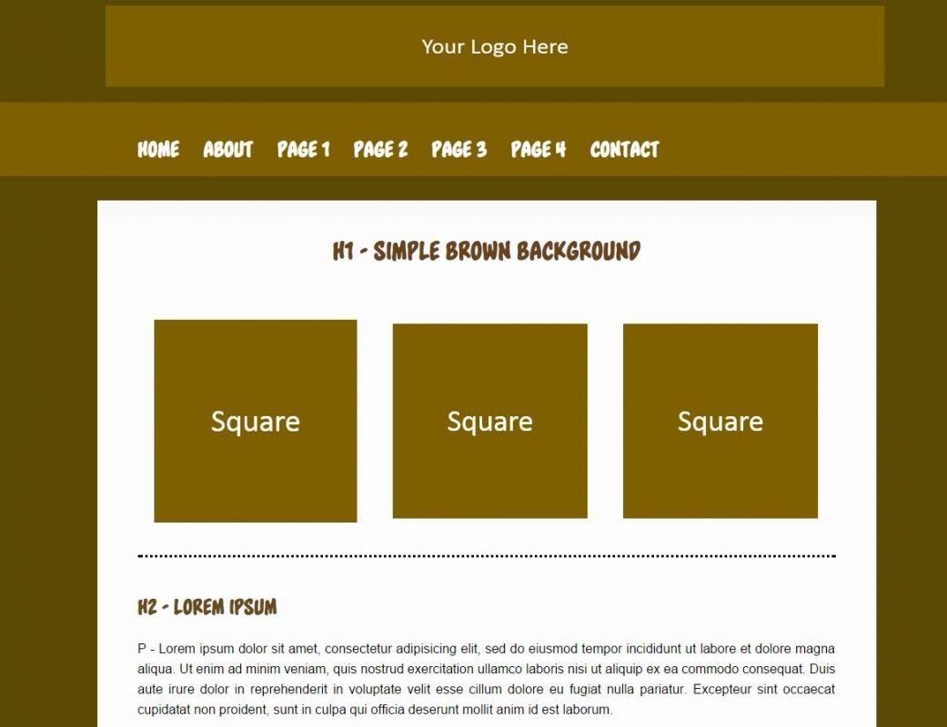 Dreamweaver Website Templates Simple Website Templates Website Template Css Website Templates
