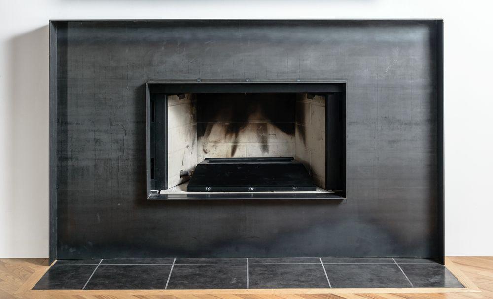 Fireplace Metal, Black Metal Fireplace Mantels
