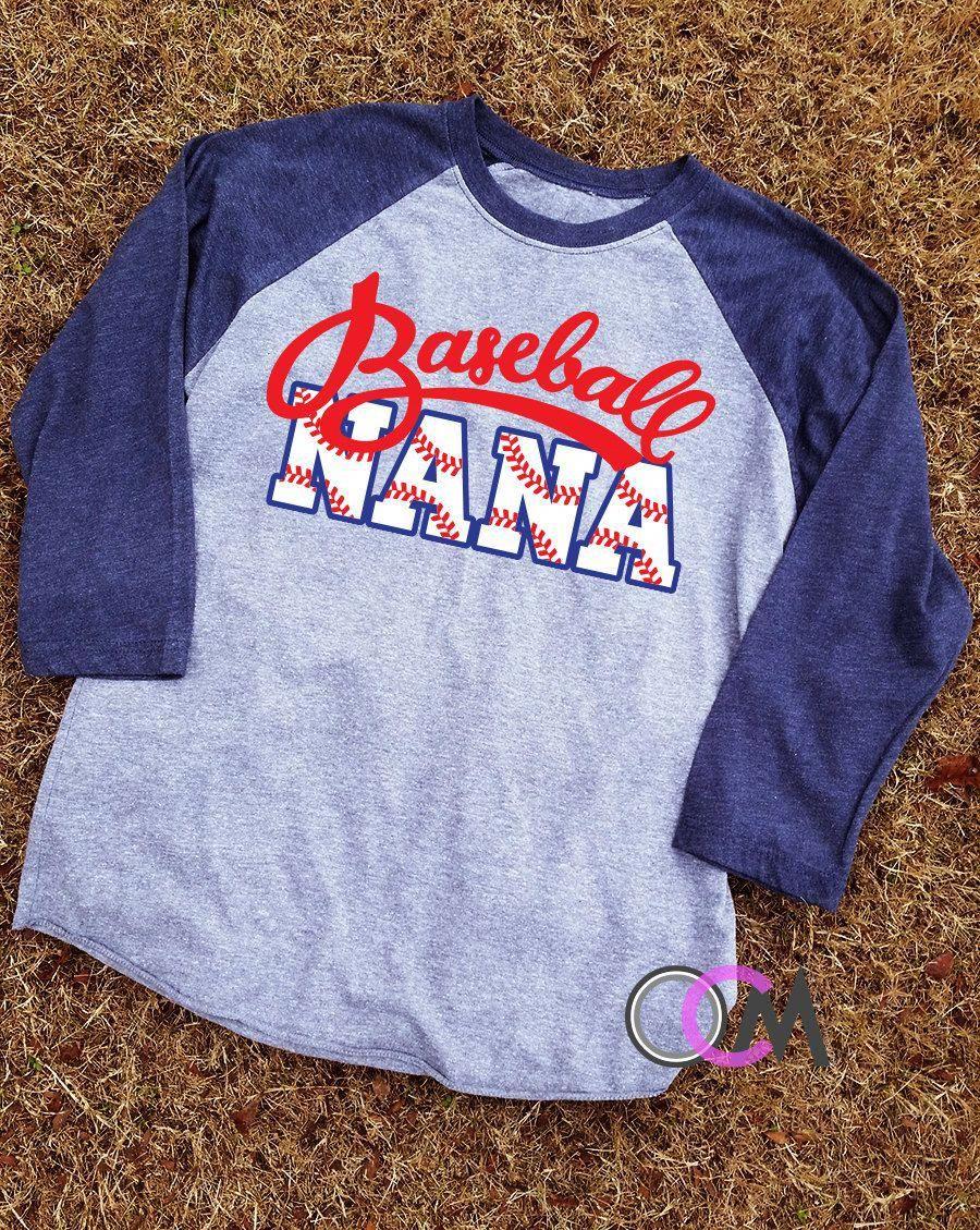 ed48ce3d18be6 Baseball Nana Raglan