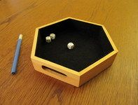 Do it yourself dice trays on the cheap board games pinterest do it yourself dice trays on the cheap solutioingenieria Image collections