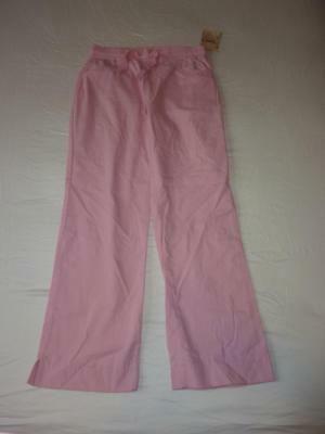 Ad(eBay Url) Loft By Gel Scrubs STREETERVILLE Fashion Pink Pants Size S NWT