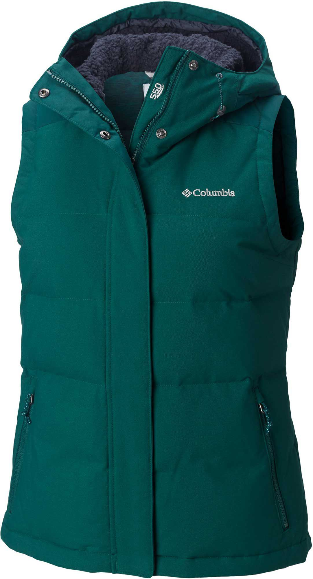 Columbia Women s Winter Challenger Hooded Vest in 2018  ef622306b
