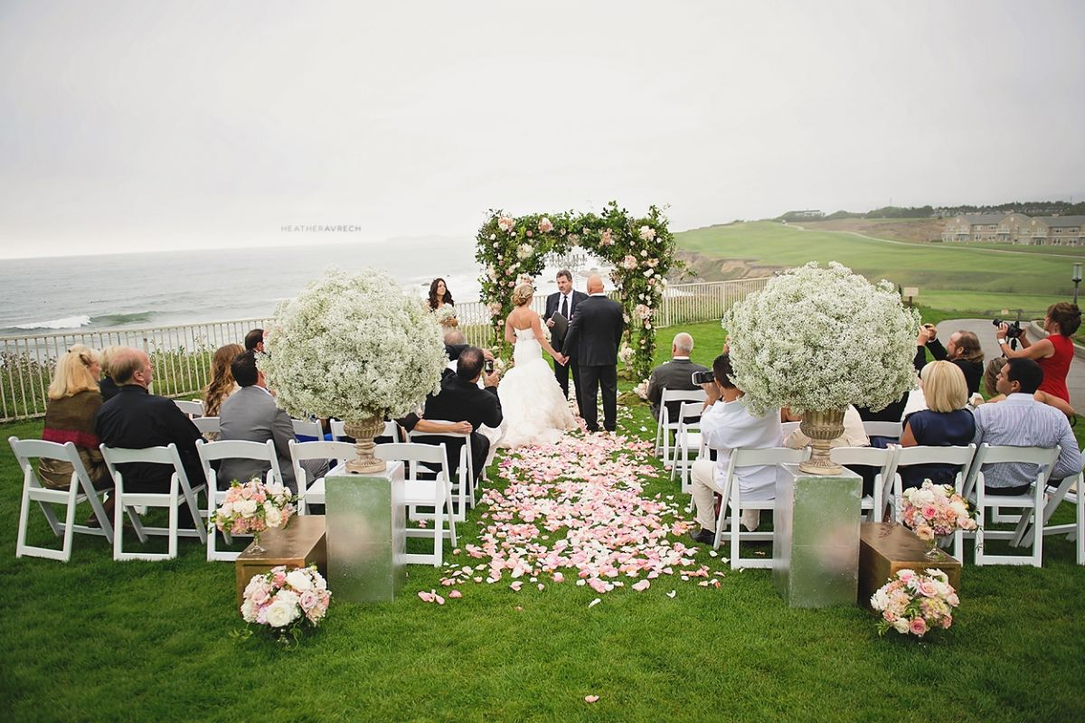 Ritz Carlton Half Moon Bay Wedding Google Search