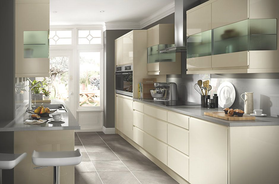 Cooke & Lewis Appleby Cream  Kitchen Ranges  Kitchen  Rooms Prepossessing B & Q Kitchen Design Decorating Inspiration