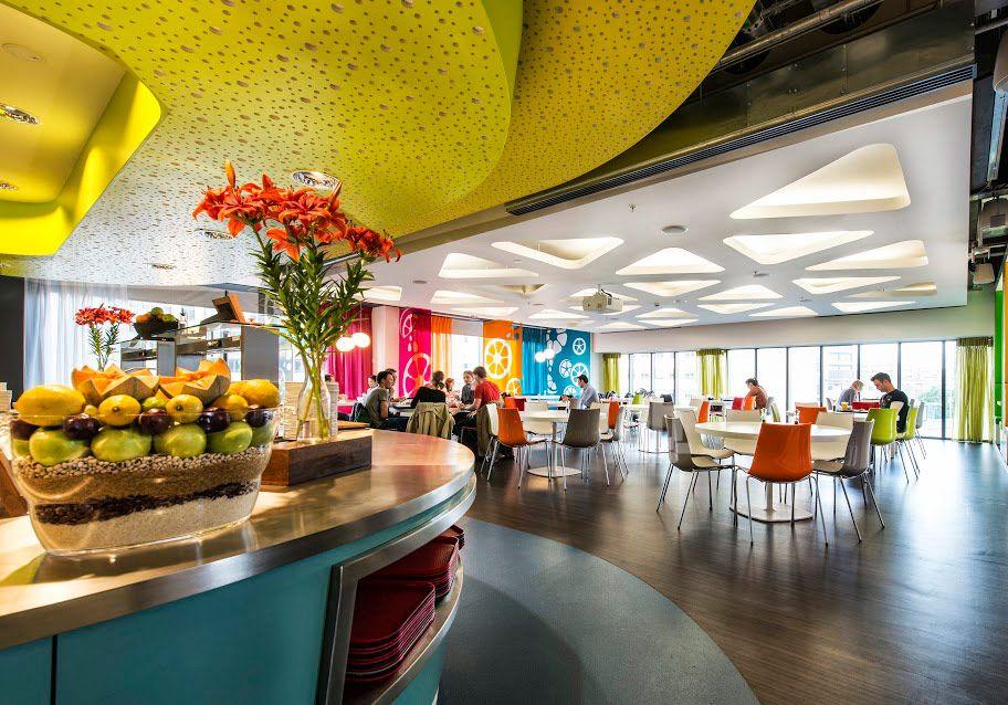 google dublin office. google office campus in dublin camenzind evolution designboom e