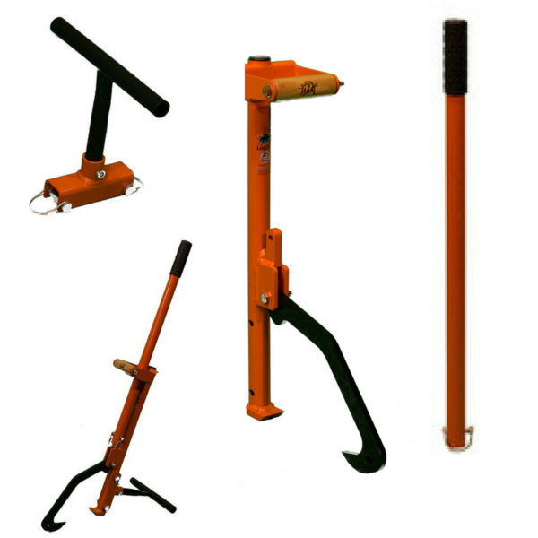 Logox Complete Set Woods Equipment Tools Log Splitter