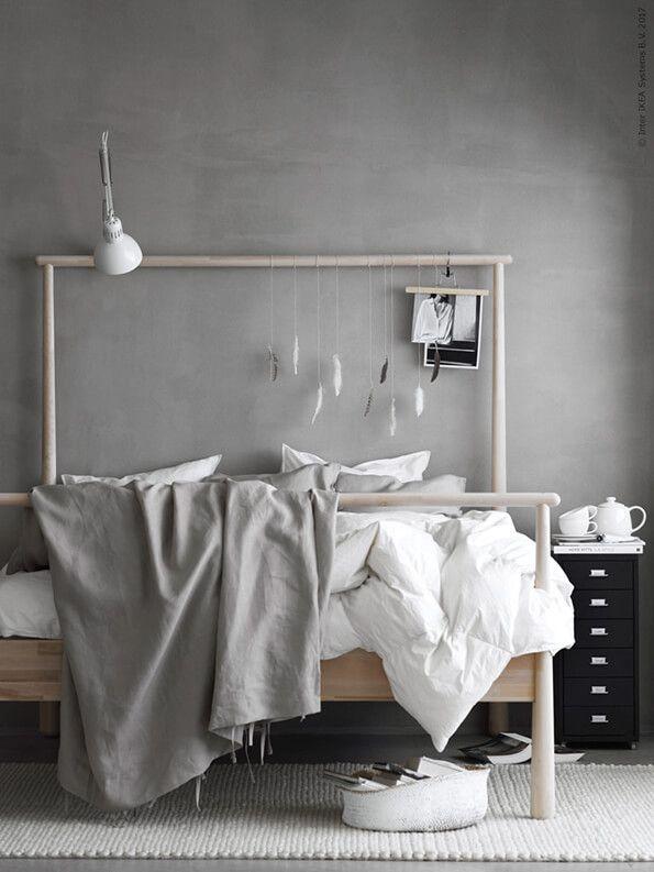 Harmonieus interieur: een rustig bed | IKEA IKEAnl IKEAnederland ...