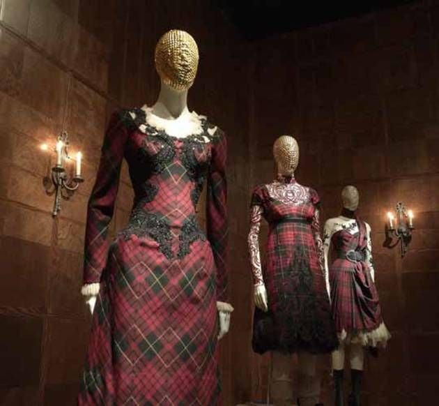 A Review And Reflections On 'Alexander McQueen: Savage