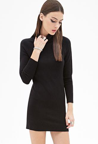 Turtleneck Dress Forever 21