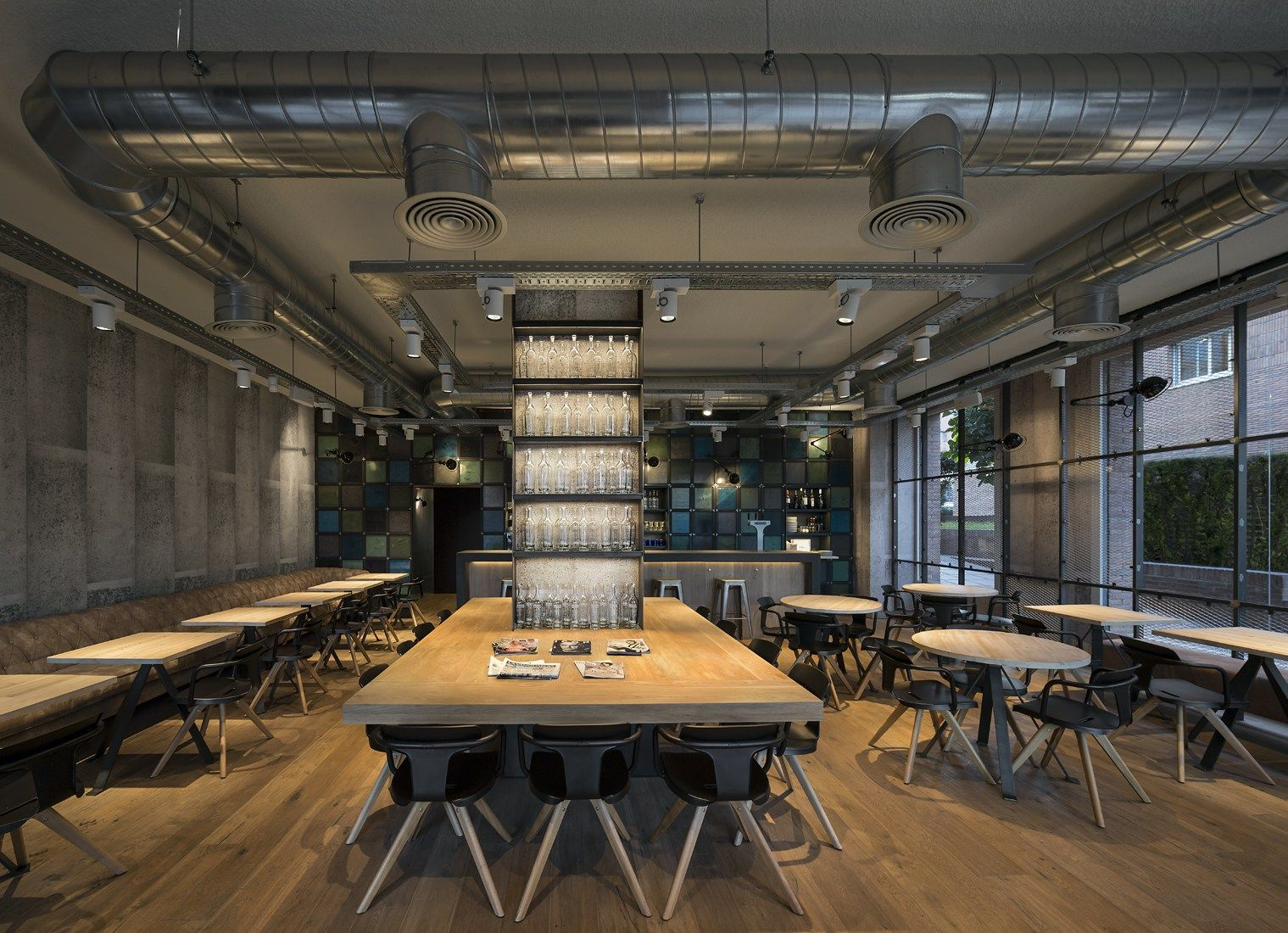 OhBo Organic Cafe – Barcelona | Cafes and Interiors