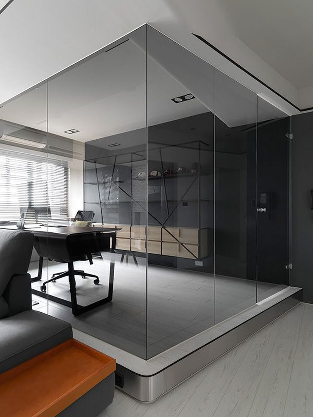 Cool 37 Modern Glass Wall Design More At Https Homishome Com