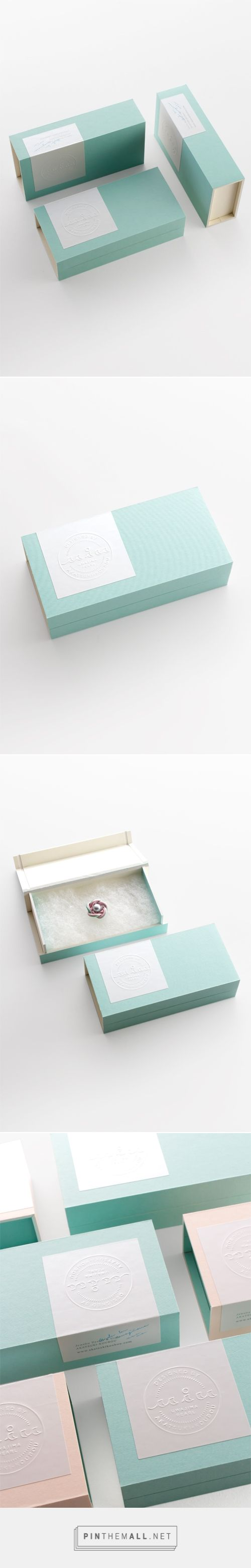miu via Grand Deluxe【愛媛松山/デザイン】curated by Packaging Diva PD. lovely jewelry packaging.
