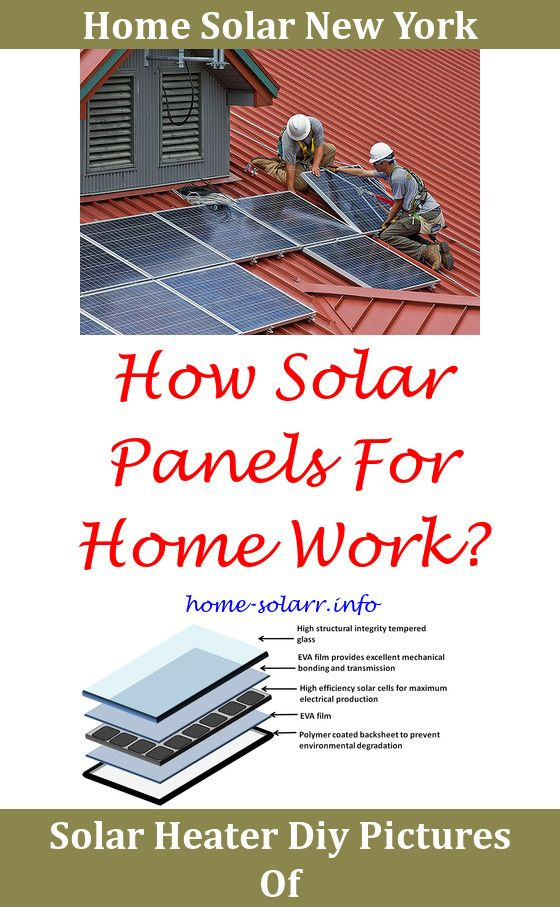 Diy Solar Pv Solar Panels For Home Solar Power House