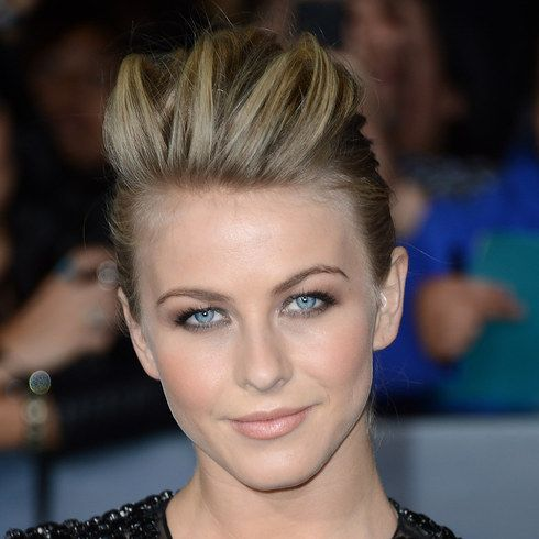 Julianne Hough | 23 Fauxhawks We've Loved And Sometimes Lost