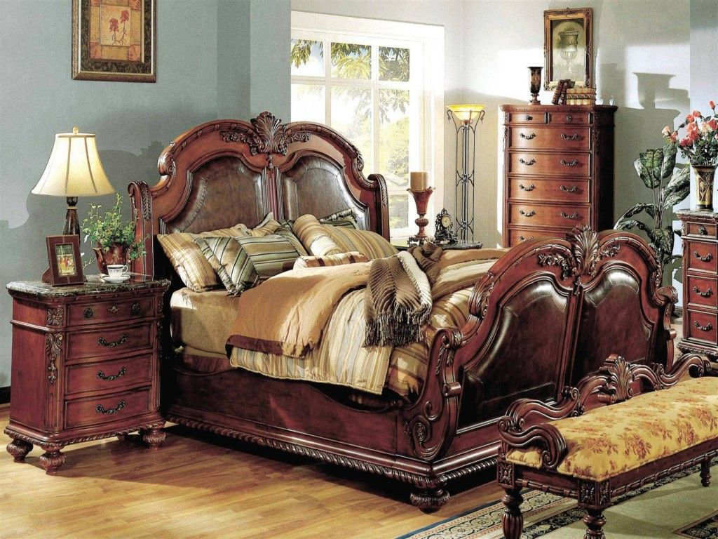 Victorian Bedroom Furniture | Raya Furniture
