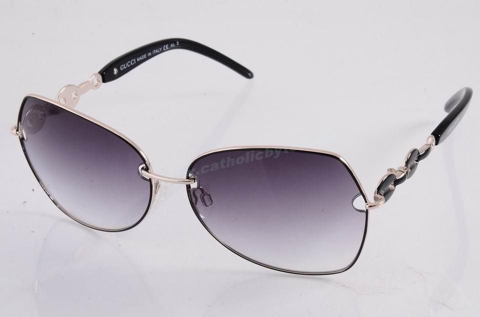 ec82a3c738 New Gucci GG 4202 S Gold Grey Gradient Sunglasses Outlet Canada For  Wholesale