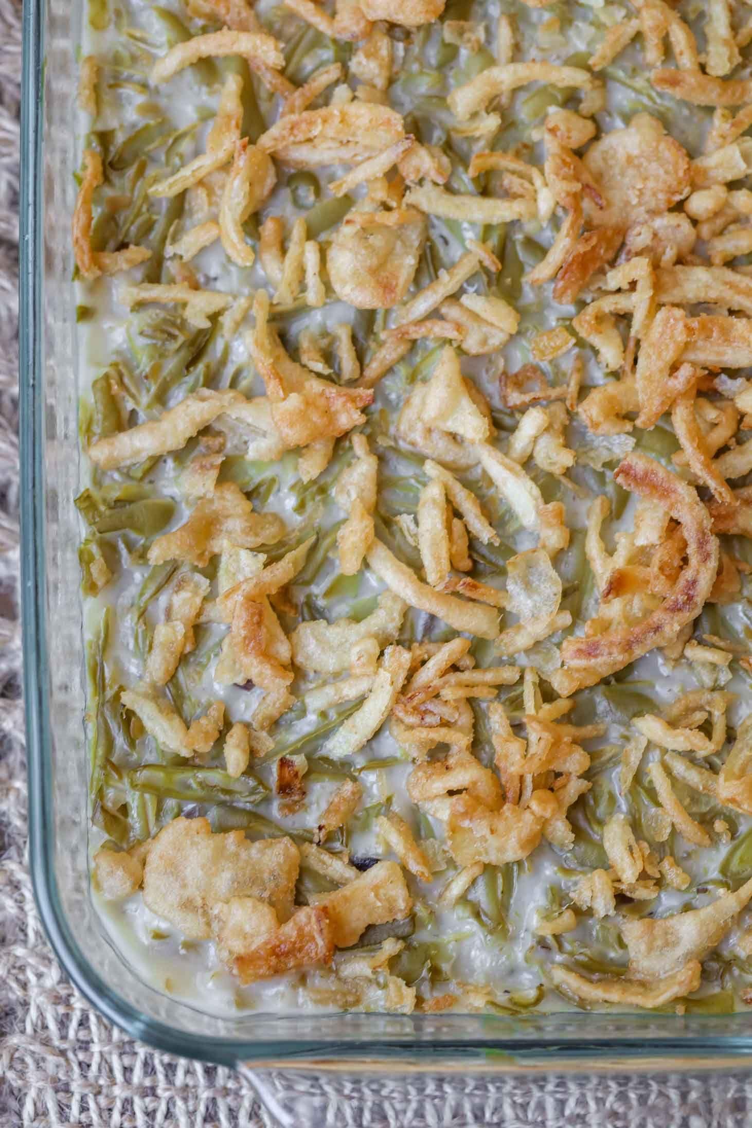 Green Bean Casserole images