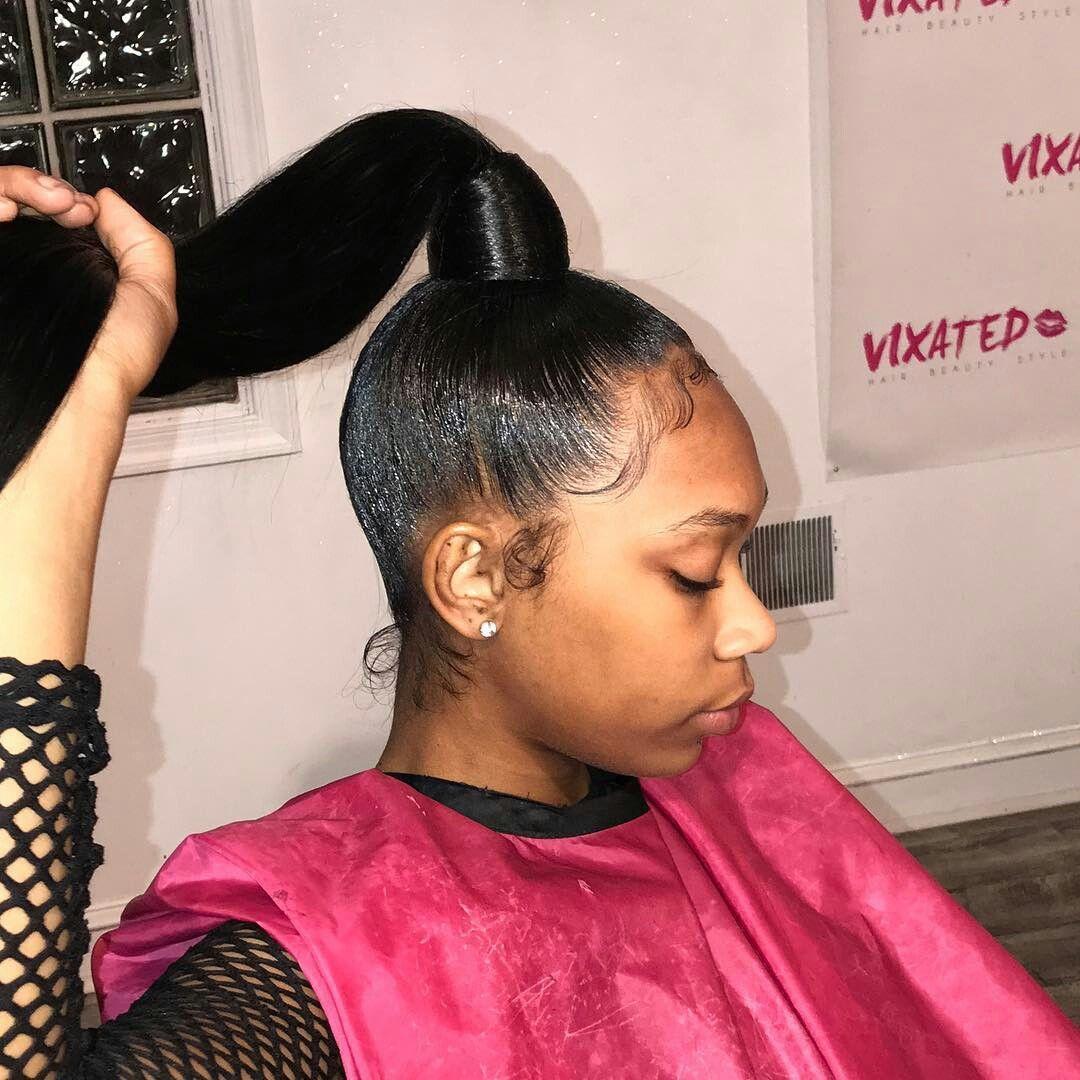 Pinterest teethegeneral hair pinterest ponytail hair style
