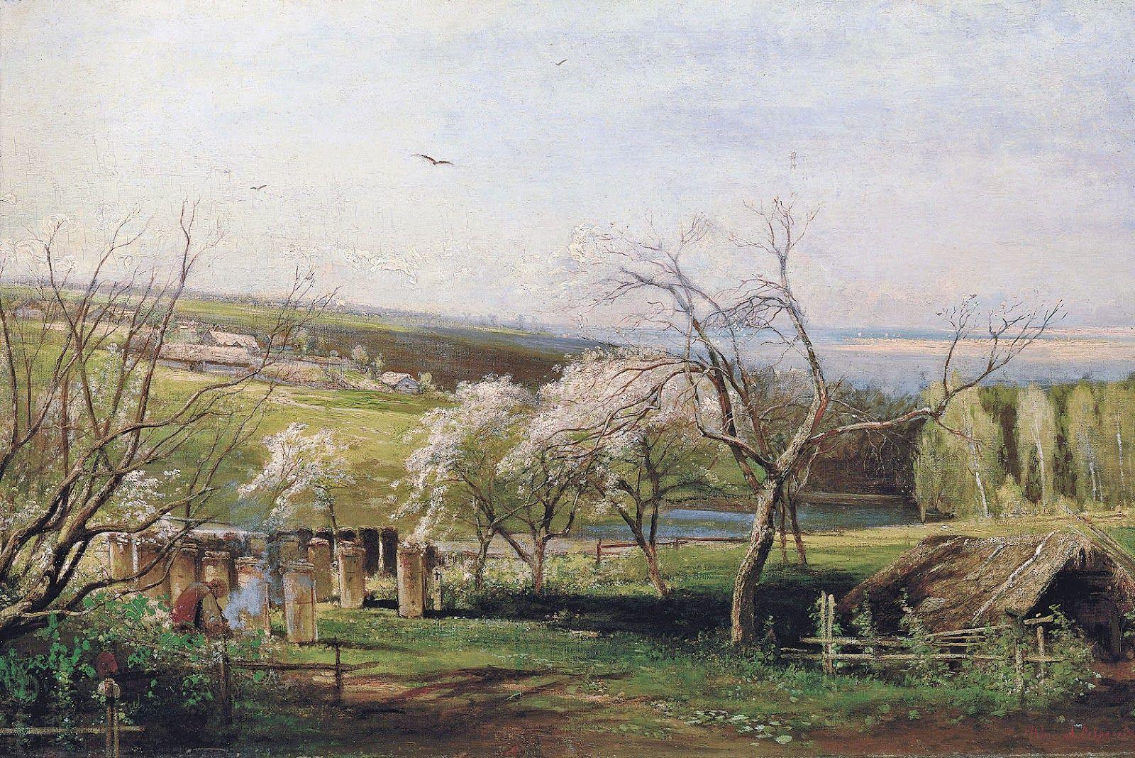 The Glory of Russian Painting: Alexei Savrasov