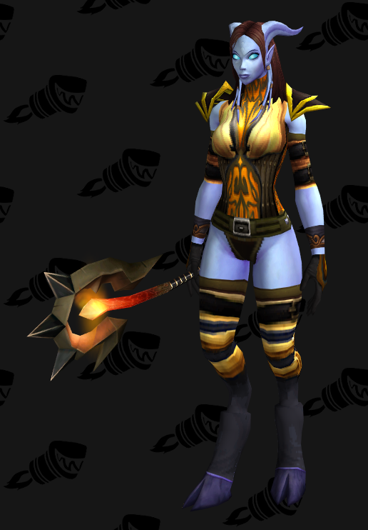 Bumblebee Cloth Transmog World Of Warcraft World Of Warcraft