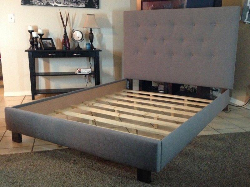 Neueste King Size Bett Rahmen Und Kopfteil Ikea Bett Bettgestell Bett Ideen