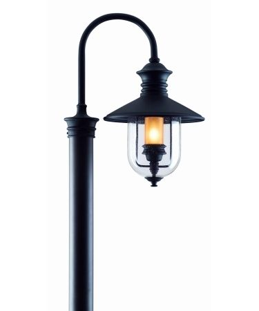Old Town 1 Light Outdoor Post Lamp