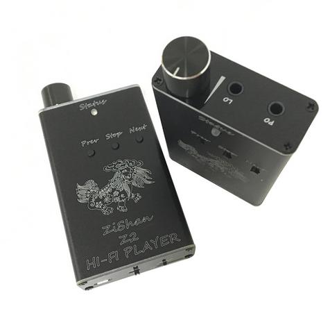 Zishan Z2 Player Lossless Music MP3 HiFi Music Player Support
